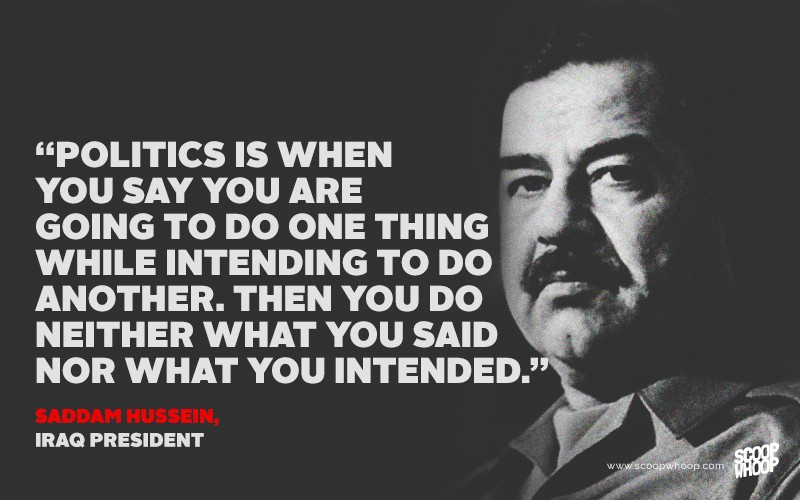 Dictator Quote 3 Picture Quote #1