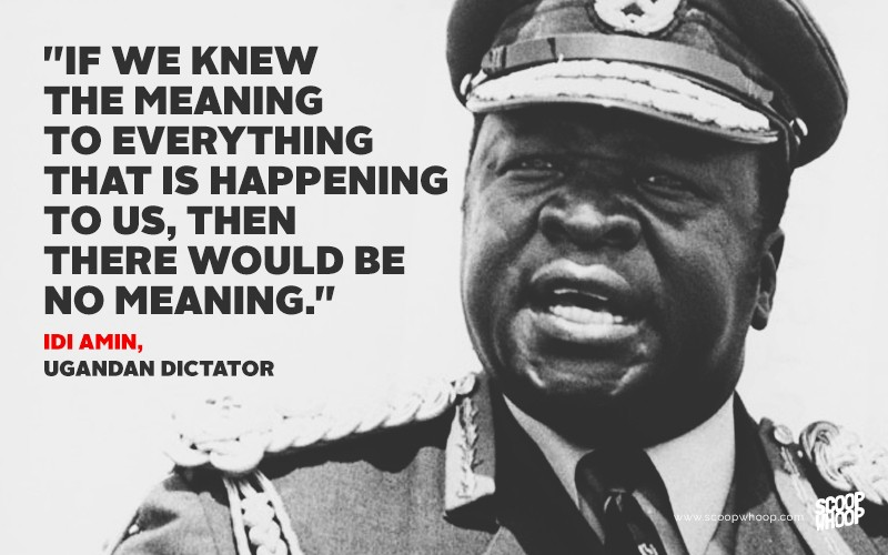 Dictator Quote 7 Picture Quote #1