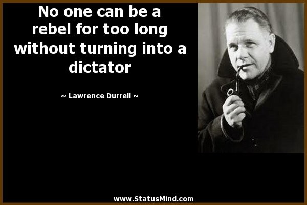 Dictator Quote 14 Picture Quote #1