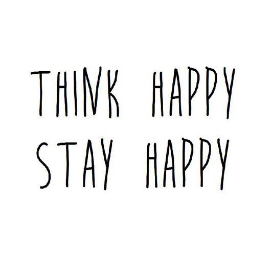 Stay Happy Quote 1 Picture Quote #1