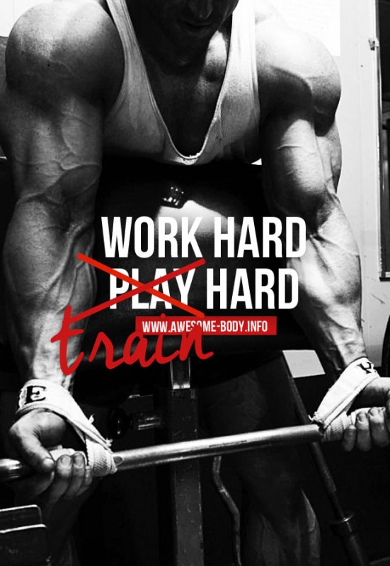 Work Hard Play Hard Quote 3 Picture Quote #1