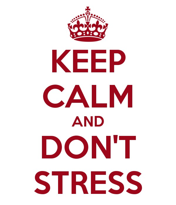 Dont Stress Quote 7 Picture Quote #1