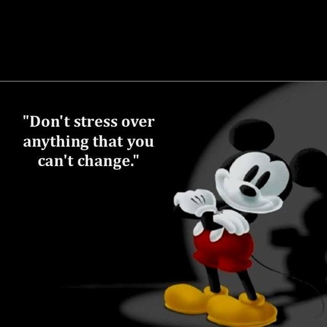 Dont Stress Out Quote 1 Picture Quote #1