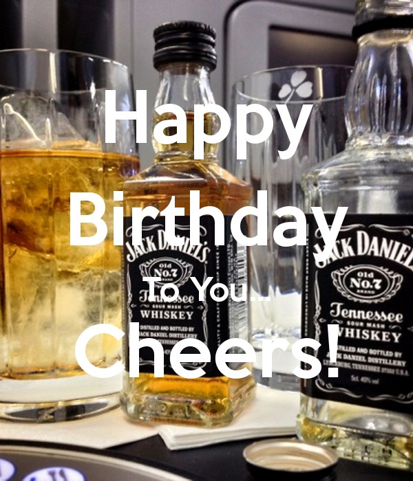 Birthday Cheers Quote 1 Picture Quote #1