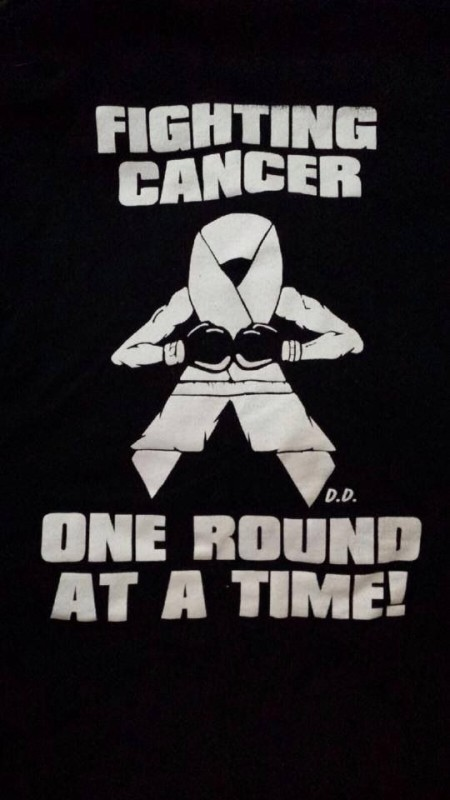 Fighting Cancer Quote 8 Picture Quote #1