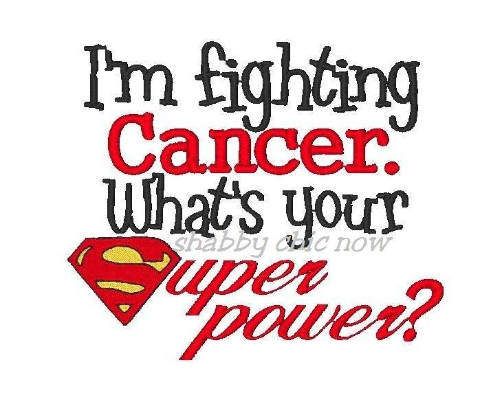 Fighting Cancer Quote 10 Picture Quote #1
