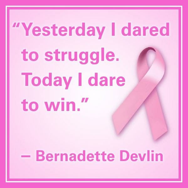 Fighting Cancer Quote 14 Picture Quote #1