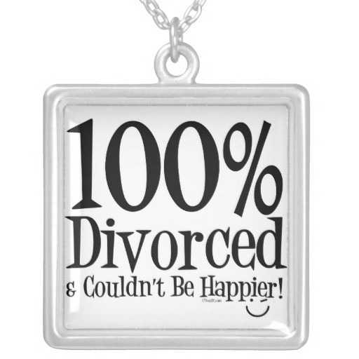 Funny Divorce Quote 4 Picture Quote #1