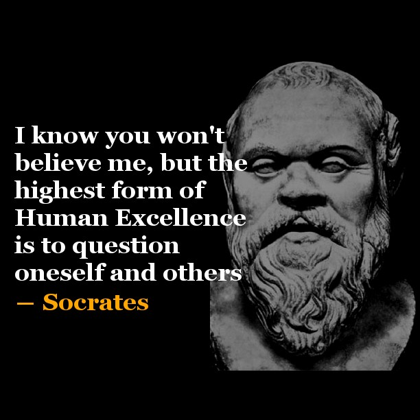 Ancient Greek Quote By Socrates 1 Picture Quote #1
