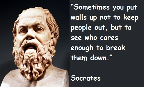Ancient Greek Quote By Socrates 3 Picture Quote #1