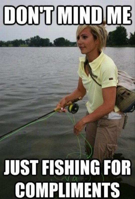 Funny Fishing Quote 14 Picture Quote #1