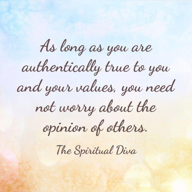 Authenticity Quote 4 Picture Quote #1