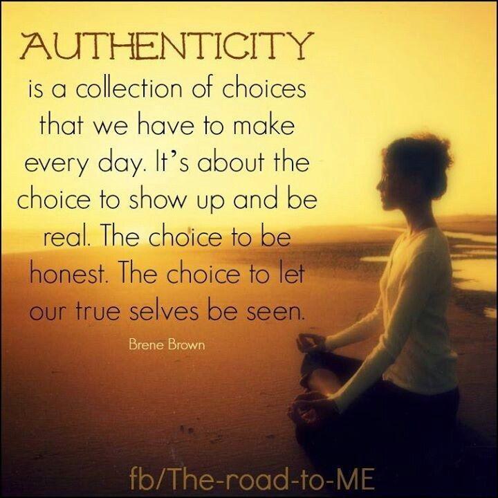 Authenticity Quote 8 Picture Quote #1