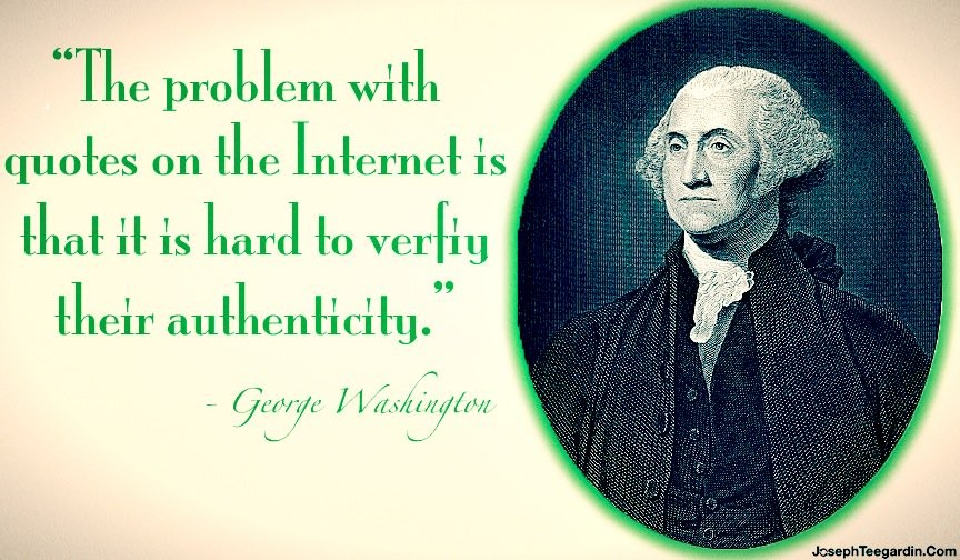 Check Authenticity Quote 1 Picture Quote #1