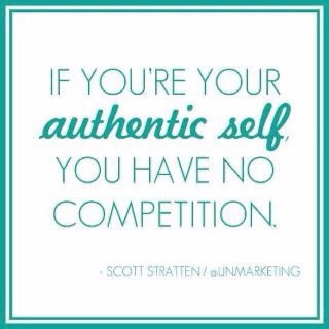 Authenticity Quote 5 Picture Quote #1