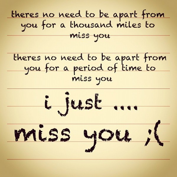 Missing People Quote | Quote Number 695094 | Picture Quotes