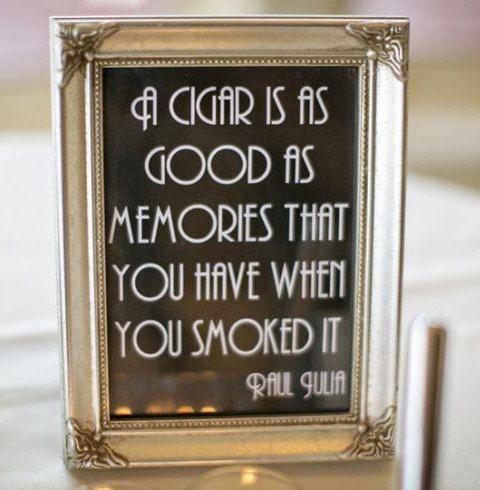 Cigar Quote 2 Picture Quote #1