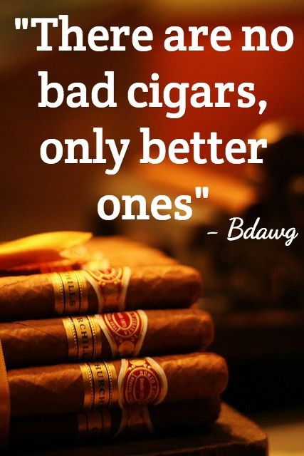Cigar Quote 3 Picture Quote #1