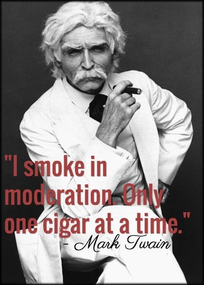 Cigar Quote 4 Picture Quote #1