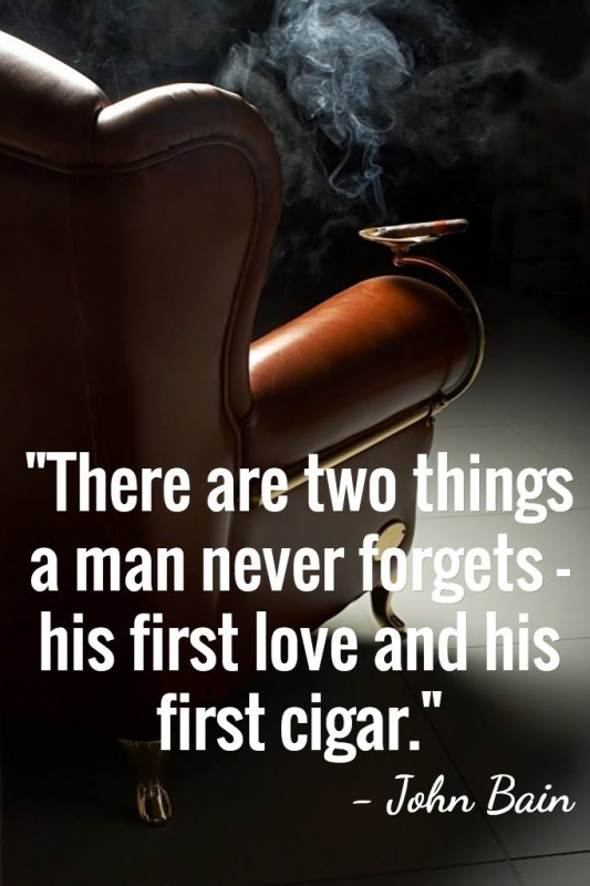 Cigar Quote 5 Picture Quote #1