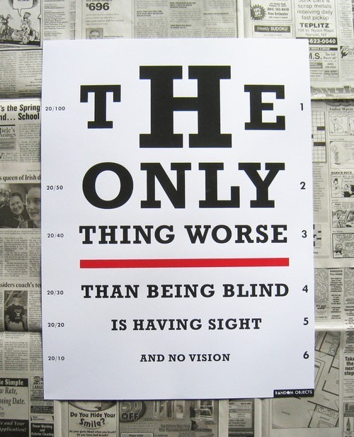 Blind Quote 2 Picture Quote #1