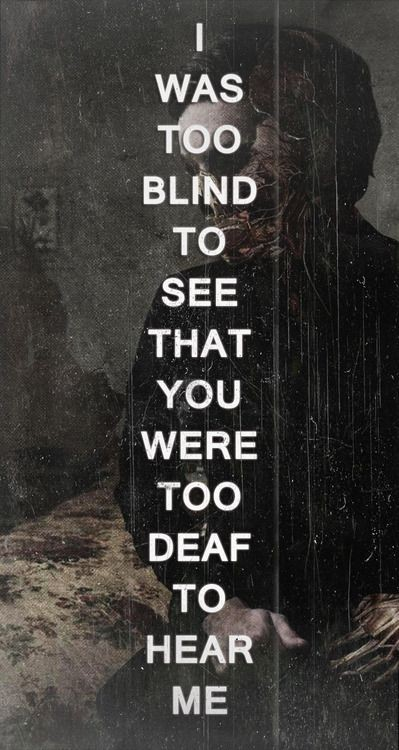 Blind Quote 4 Picture Quote #1