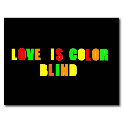 Colorblind Quote 1 Picture Quote #1
