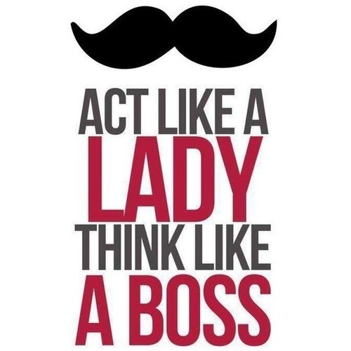 Think Like A Boss Quote 2 Picture Quote #1