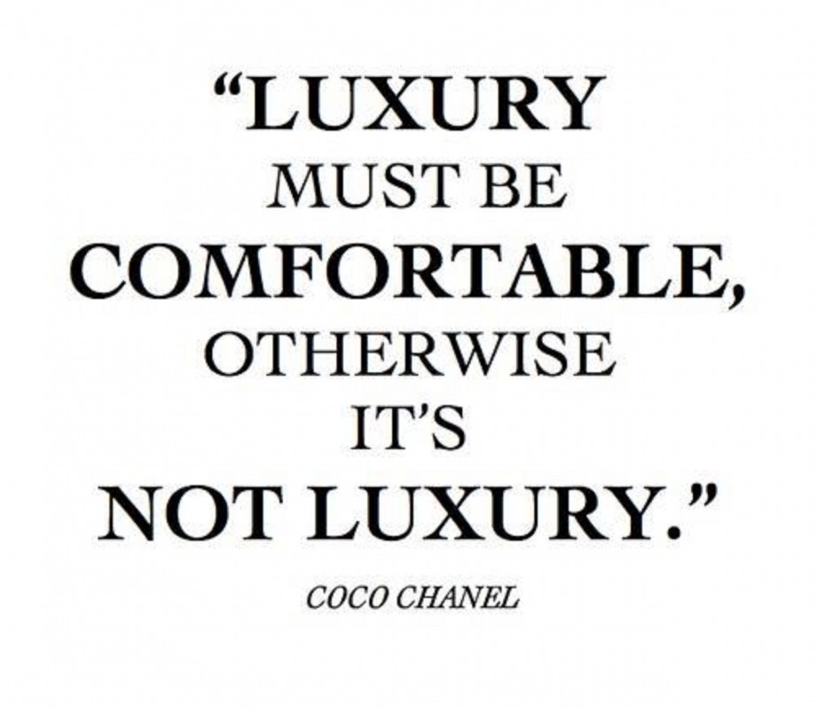 Classy Luxury Quote 1 Picture Quote #1