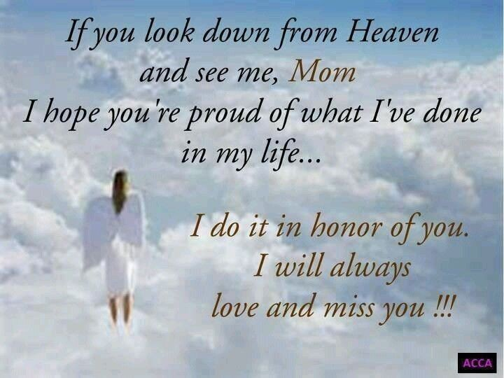 missing you mom I miss you messages for mom who passed away: having a mother in life is a true blessing that we enjoy however sometimes we take things for granted thinking that we will have our moms with us forever reality soon sets in when we lose this wonderful woman that gave us life and has been a guiding force in so many of our decisions.