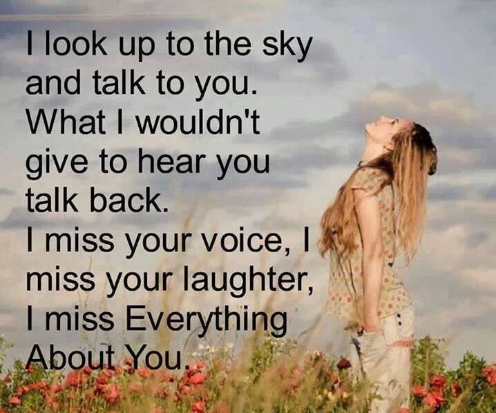 Miss You Mom Quote 7 Picture Quote #1
