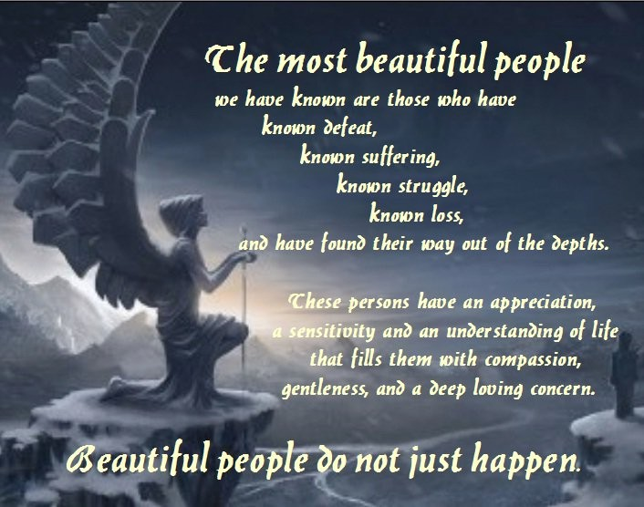 Beautiful People Quote 1 Picture Quote #1