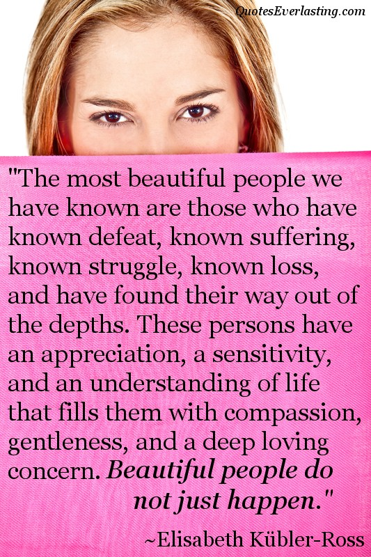 Beautiful People Quote 2 Picture Quote #1