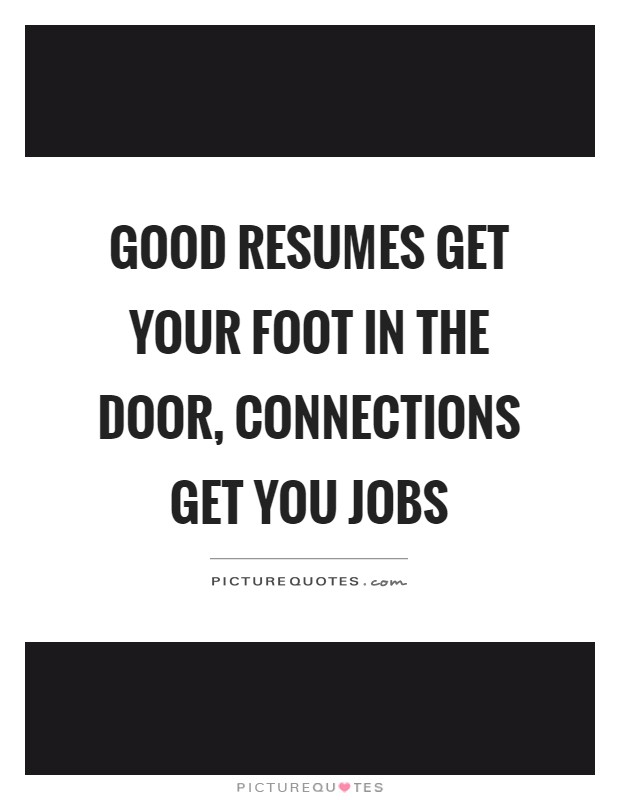 Resumes Quotes | Resumes Sayings | Resumes Picture Quotes