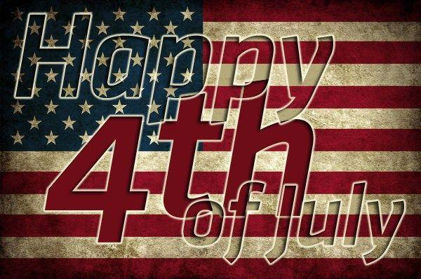 Happy 4th July Picture Quote #1