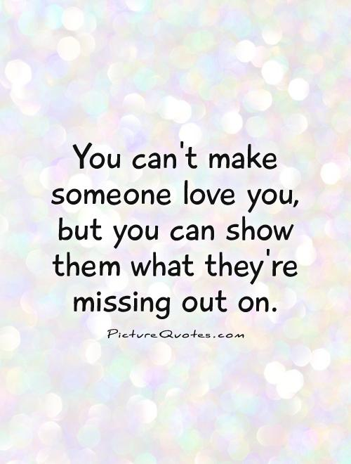 To Show You I Love You Quotes : Quotes About Wanting Someone To Show Love. QuotesGram