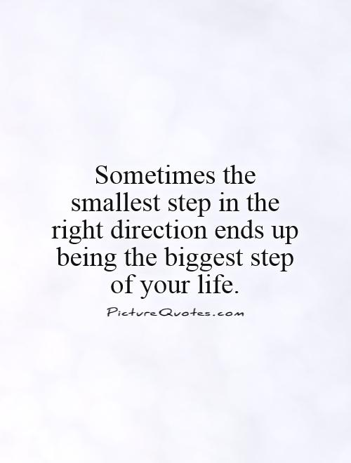 quotes about direction in life