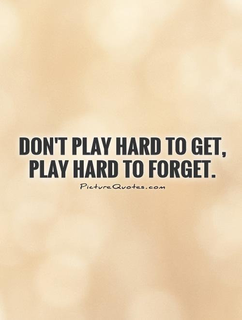 When Should You Play Hard to Get? Psychology Today
