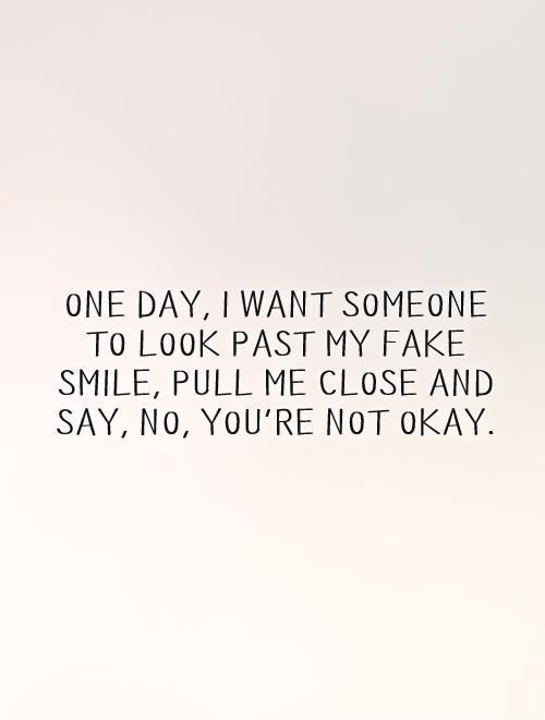 quotes about fake smiles - photo #14
