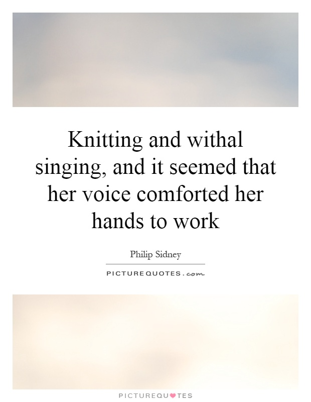 quotes about knitting and crocheting