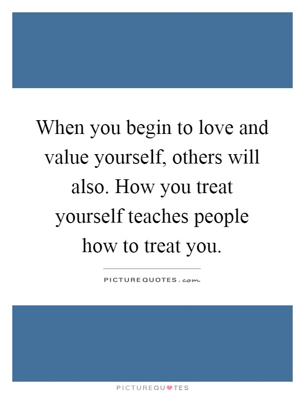 loving and valuing yourself in a relationship