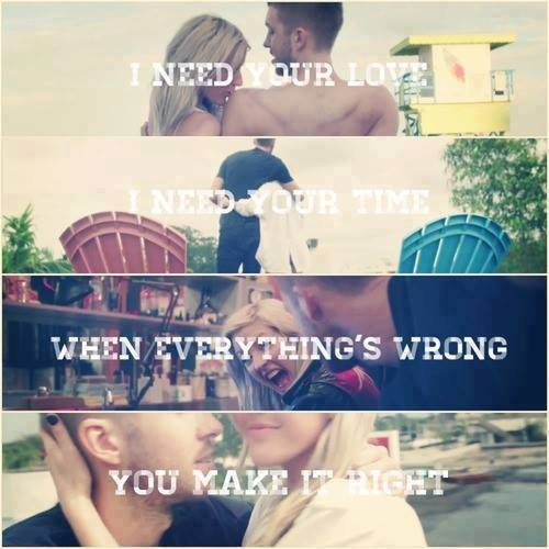 I Need Your Love Quote 3 Picture Quote #1