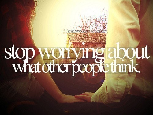 Need To Stop Caring Quote 1 Picture Quote #1