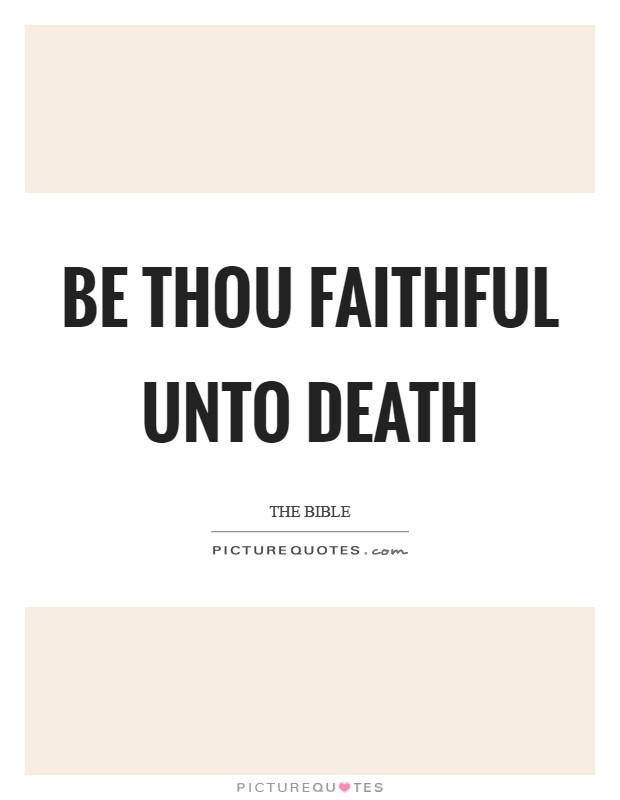 Be Thou Faithful - Neville Peter - YouTube