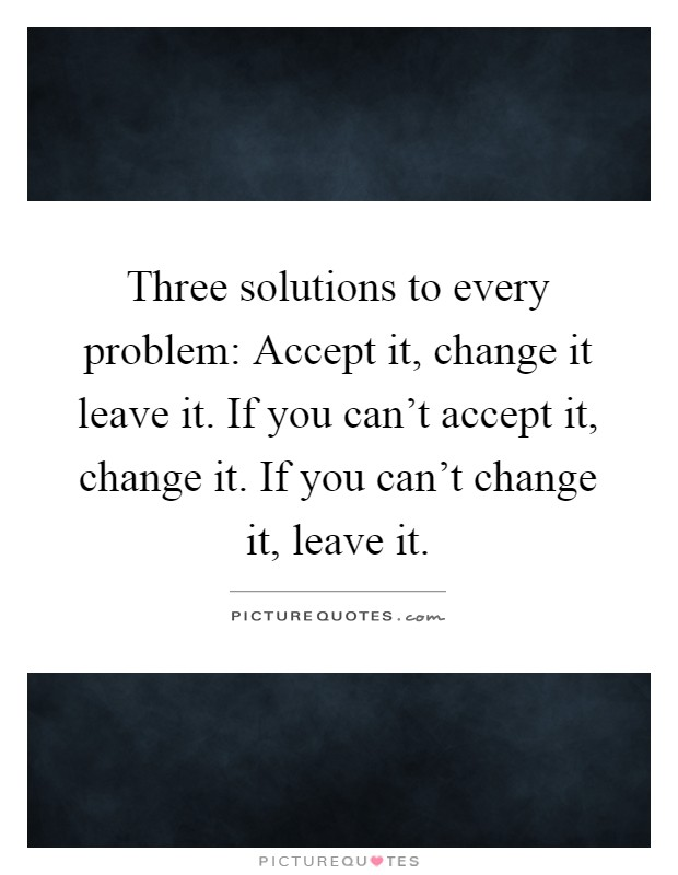 accept it quotes - photo #34