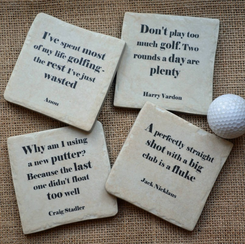 Famous Golf Quote 7 Picture Quote #1