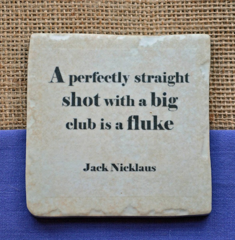 Famous Golf Quote 10 Picture Quote #1