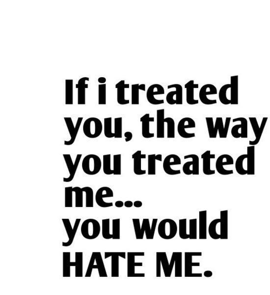 Hate Me Quote 6 Picture Quote #1