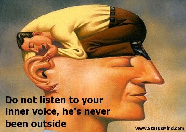 Listen Quote 2 Picture Quote #1