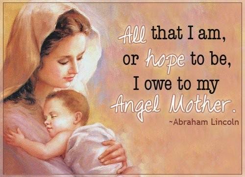 Cute Mom Quote 3 Picture Quote #1
